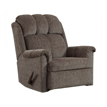 2100 Tahoe Gray Chocolate Rocker Recliner