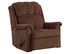 2100 Tahoe Chocolate Rocker Recliner