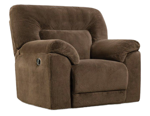 Simmons 50570 Madeline Chocolate Cuddler Recliner