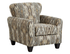 9001 Decor Mocha Accent Chair