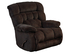4765 Daly Chocolate Swivel Glide Recliner