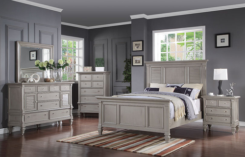 5497 Grey Belmar Bedroom
